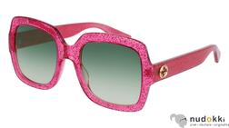 slnečné okuliare Gucci GG 0036S 007
