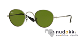 detské slnečné okuliare Ray-Ban RJ9537S JUNIOR ROUND 200/2