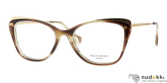 dioptrické okuliare Ana Hickmann AH 6324 E01