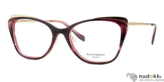 dioptrické okuliare Ana Hickmann AH 6324 E02