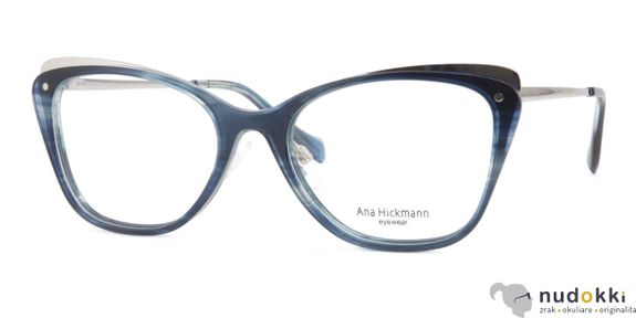 dioptrické okuliare Ana Hickmann AH 6324 E04