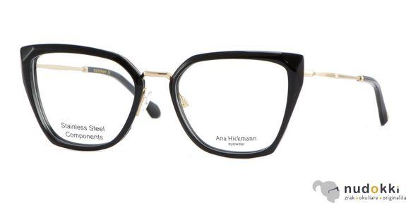 dioptrické okuliare Ana Hickmann AH6378 A01