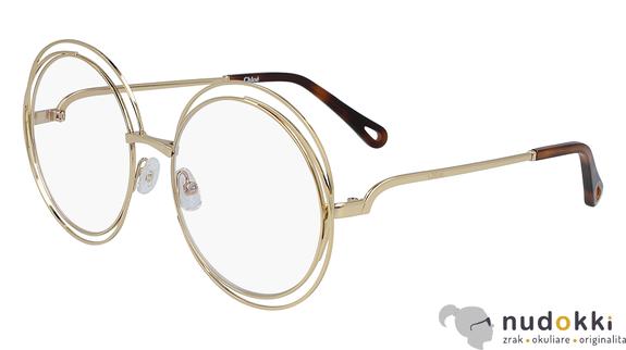 dioptrické okuliare Chloe CARLINA CE2152 717