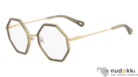 dioptrické okuliare Chloe PALMA CE2142 303