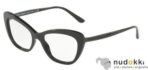 dioptrické okuliare Dolce & Gabbana DG 3275B 2525