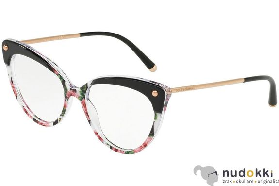 dioptrické okuliare Dolce & Gabbana DG3291 3173