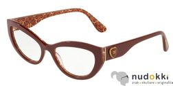 65eda2016 dioptrické okuliare Dolce Gabbana DG3306 3205
