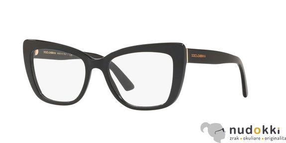 dioptrické okuliare Dolce & Gabbana DG3308 501