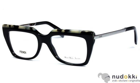 dioptrické okuliare Fendi FF 0088 CU1