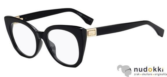 dioptrické okuliare Fendi FF 0272 807