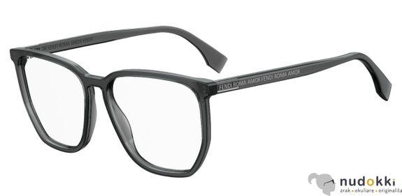 dioptrické okuliare Fendi FF 0376 KB7