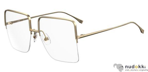 dioptrické okuliare Fendi FF 0422 J5G