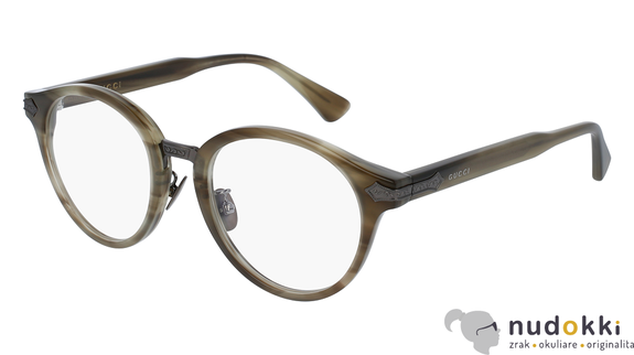 dioptrické okuliare GUCCI GG0066O 003