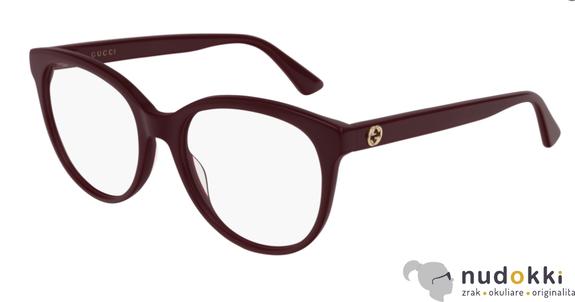 dioptrické okuliare GUCCI GG0329O 007
