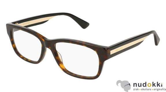 dioptrické okuliare GUCCI GG0343O 005