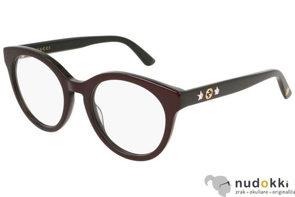 dioptrické okuliare GUCCI GG0348O 004