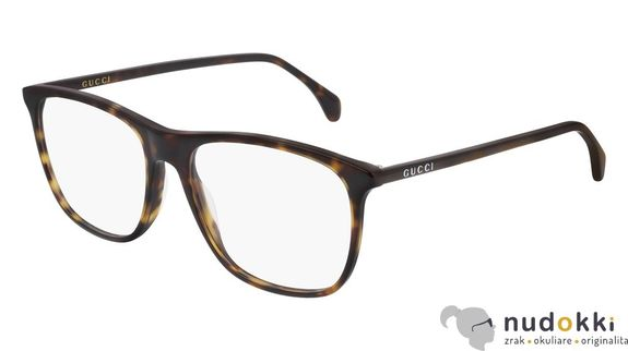 dioptrické okuliare GUCCI GG0554O 002