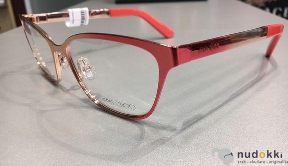 dioptrické okuliare Jimmy Choo JC123 239