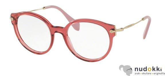 dioptrické okuliare Miu Miu MU 04PV U681O1