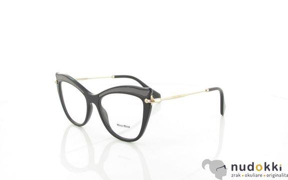 dioptrické okuliare Miu Miu VMU06P VIE/1O1