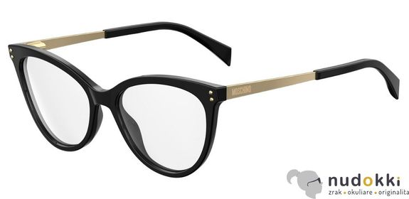 dioptrické okuliare MOSCHINO MOS503 807