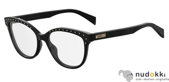 dioptrické okuliare MOSCHINO MOS506 807