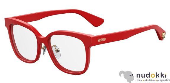 dioptrické okuliare MOSCHINO MOS508 C9A