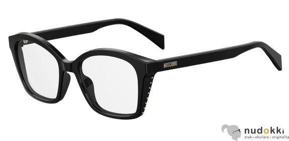 dioptrické okuliare MOSCHINO MOS517 807