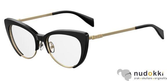 dioptrické okuliare MOSCHINO MOS521 807
