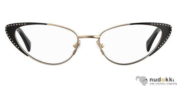 dioptrické okuliare MOSCHINO MOS545 000