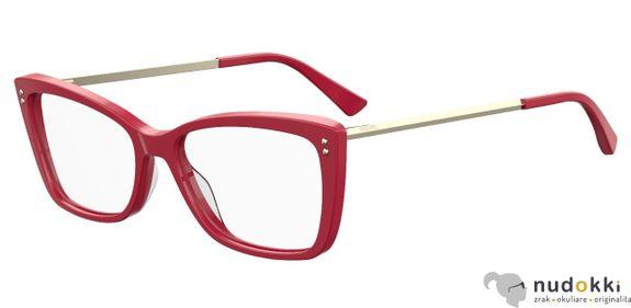 dioptrické okuliare MOSCHINO MOS547 C9A