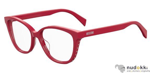 dioptrické okuliare MOSCHINO MOS549 C9A