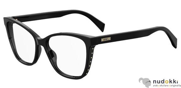 dioptrické okuliare MOSCHINO MOS550 807