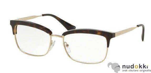 dioptrické okuliare PRADA 08SV 2AU1O1