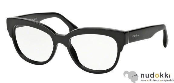 dioptrické okuliare PRADA 21QV 1AB1O1