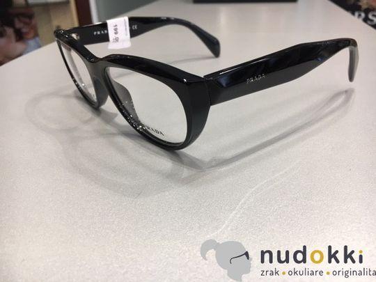 dioptrické okuliare PRADA VPR 01Q 1AB-1O1