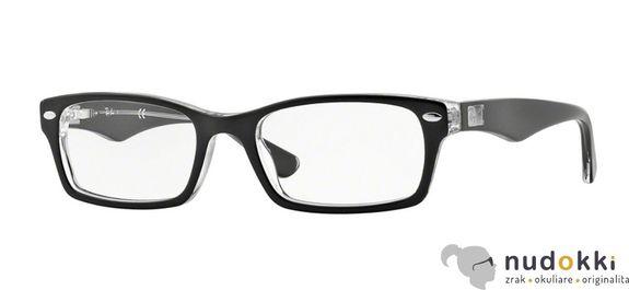 dioptrické okuliare Ray-Ban RX 5206 2034