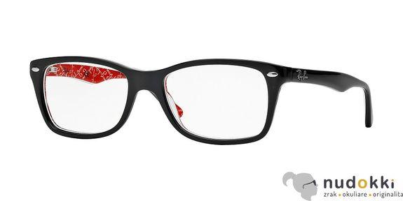 dioptrické okuliare Ray-ban RX 5228 2479