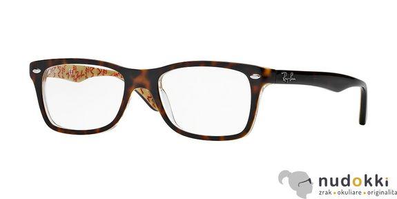dioptrické okuliare Ray-ban RX 5228 5057