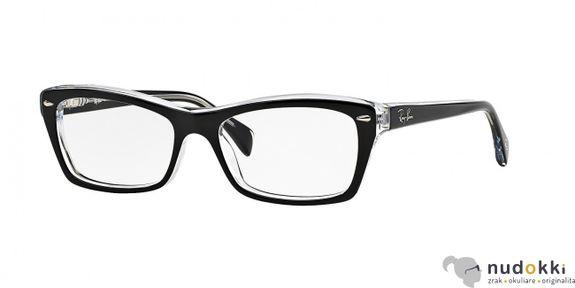 dioptrické okuliare Ray-Ban RX 5255 2034