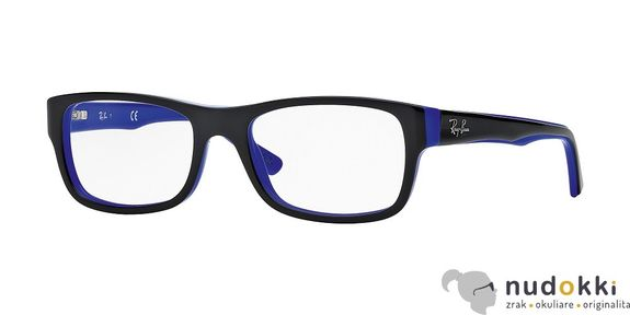 dioptrické okuliare Ray-Ban RX 5268 5179