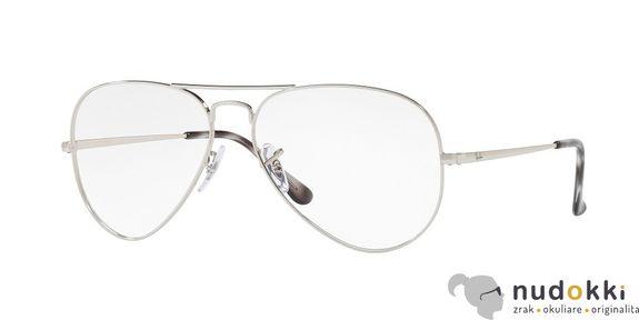 dioptrické okuliare Ray-Ban RX 6489 2501