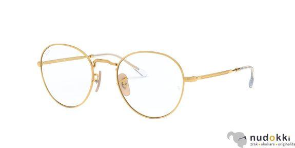 dioptrické okuliare Ray-Ban RX3582V 2500