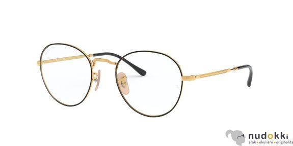 dioptrické okuliare Ray-Ban RX3582V 2946