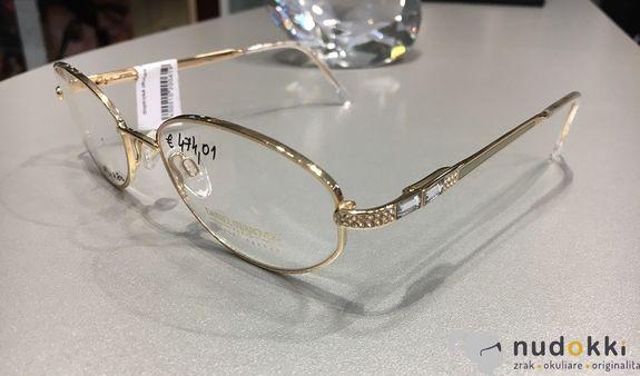 dioptrické okuliare Swarovski SW 023 V6050
