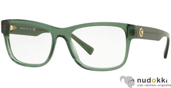 dioptrické okuliare Versace VE3266 5144