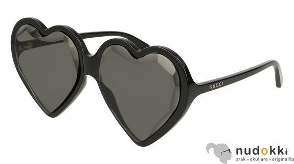 diotrické okuliare Gucci GG0360S-001