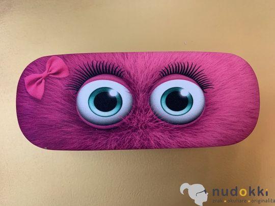 púzdro na okuliare pink