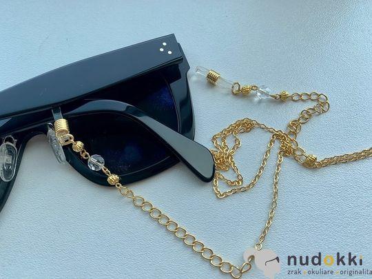 retiazka na okuliare GOLD 200126