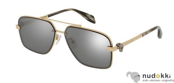 slnečné okuliare Alexander McQueen AM0081S 001